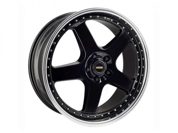 simmons fr1 5 spoke deep dish wheels rims black gold silver white
