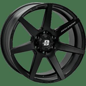 diesel avalanche matte black dark tint concave wheels rims 4x4 4wd