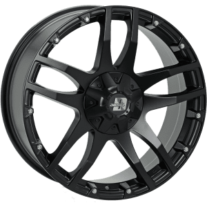 diesel cliff matte black wheel rims 4x4 4wd