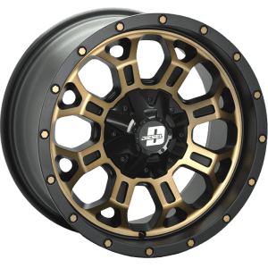 diesel hurricane matte black bronze wheels rims 4x4 4wd