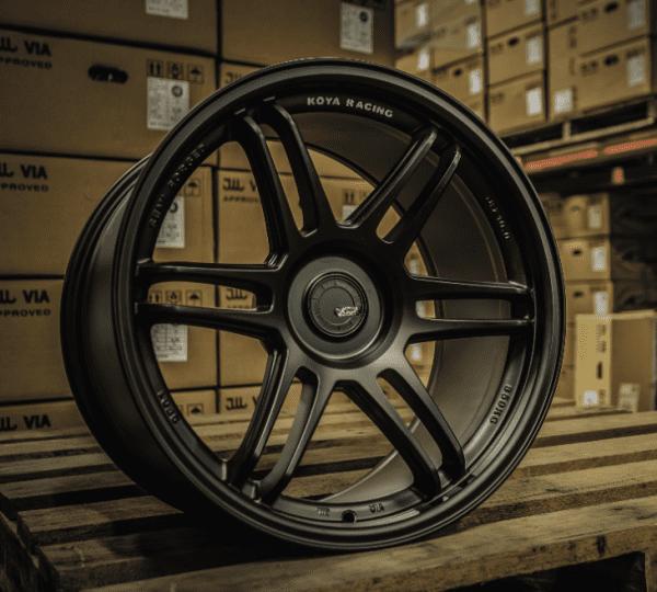 koya sf01 semi forged lwheels rims jdm drift stance custom colour
