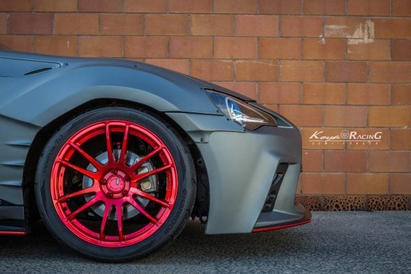 koya sf03 semi forged wheels rims luxury custom colour