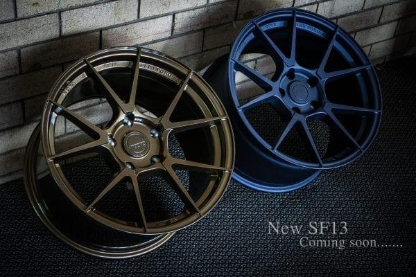 koya sf13 semi forged wheels rims luxury custom colour