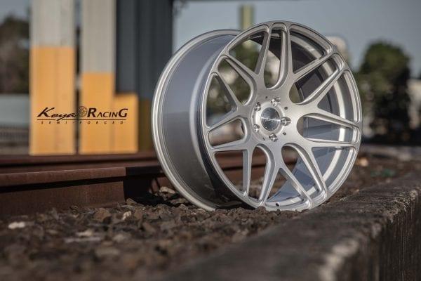 koya sf07 semi forged wheels rims luxury custom colour