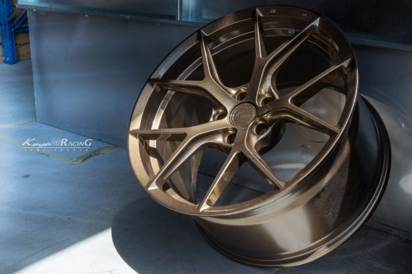 koya sf10 semi forged wheels rims luxury custom colour
