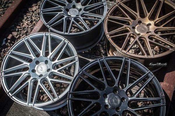 koya sf12 semi forged wheels rims luxury forged custom