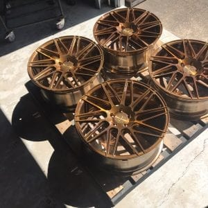 koya sf12 semi forged wheels rims luxury forged custom