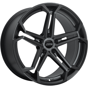 ssw revenge matte black concave wheels rims