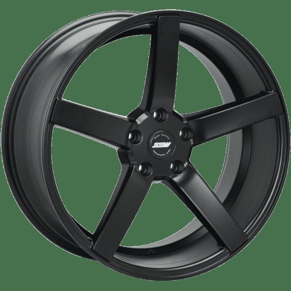 ssw stella 2 black 5 spoke concave wheels rims