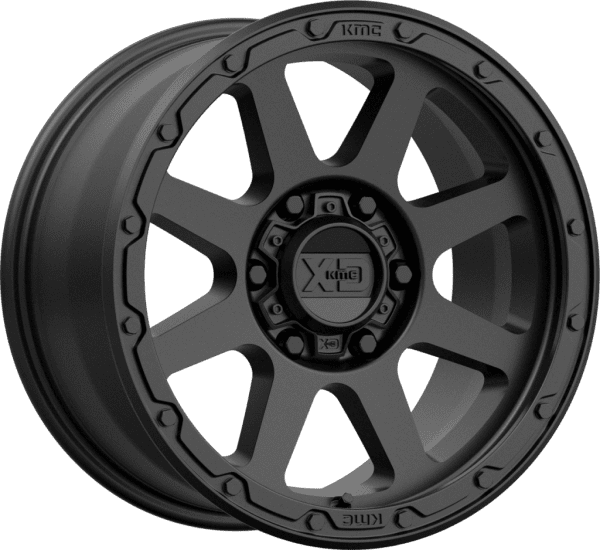 kmc xd134 addict 2 machined black bronze wheels rims 4x4 4wd