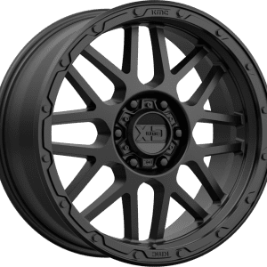 kmc xd135 grenade OR matte black matte grey satin bronze wheels rims 4x4 4wd