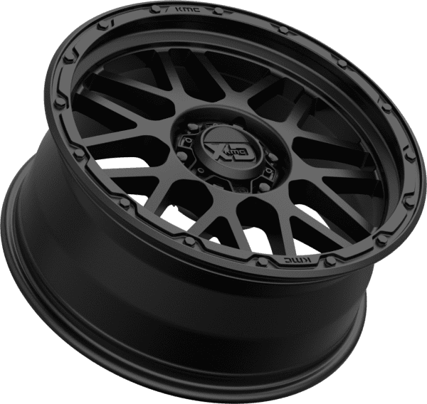 kmc xd135 grenade OR matte black matte grey satin bronze wheels rims 4x4 4wd