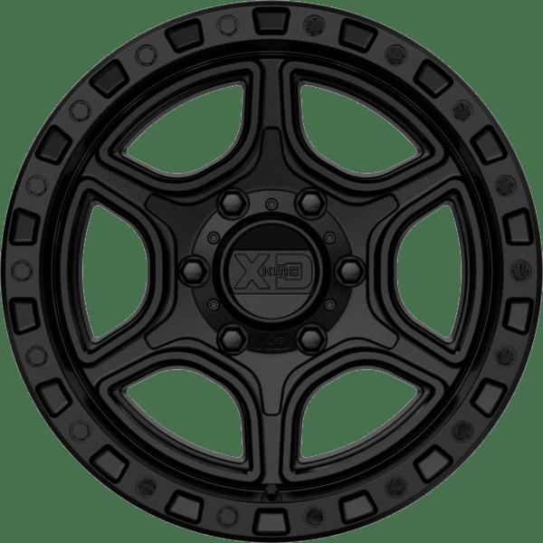 xd139 portal satin black wheels rims 4x4 4wd