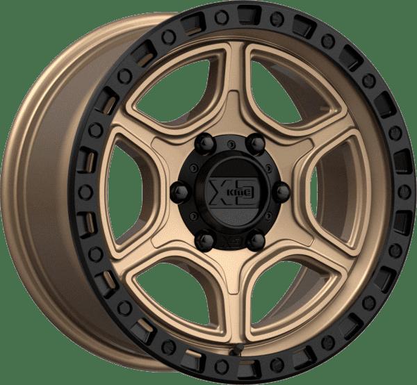 xd139 portal satin bronze wheels rims 4x4 4wd
