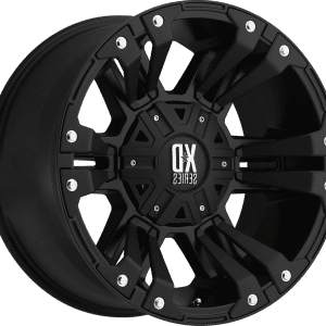kmc xd822 monster 2 matte black wheels rims 4x4 4wd