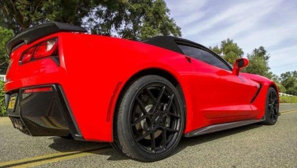 american racing ar924 crossfire semi forged wheels rims satin black