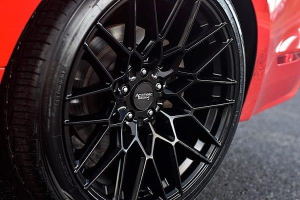 american racing ar927 barrage wheels rims satin black