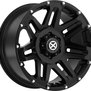 atx series ax200 yukon cast iron black wheels rims 4wd 4x4