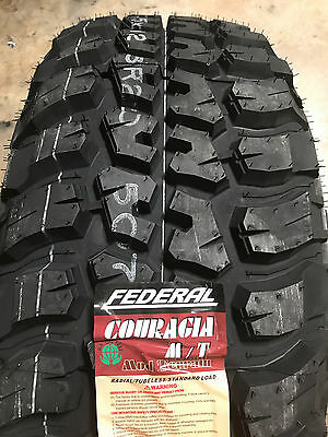 federal couragia mt mud terrain tyre tyres offroad 4x4 4wd