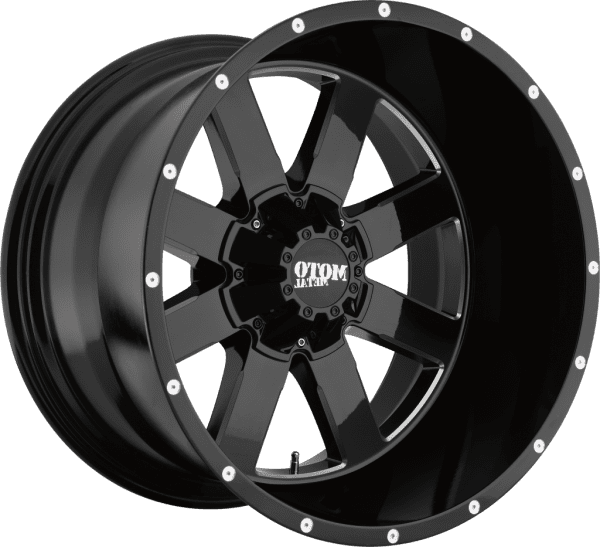moto metal mo962 gloss black milled wheels rims 4x4 4wd
