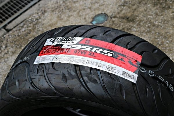 federal 595rs-rr rsrr semi slick tyres drift drag high performance traction