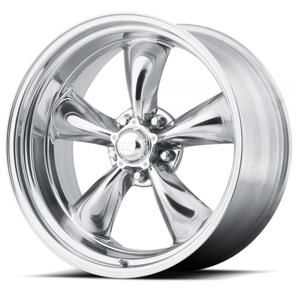 american racing vn515 polished torq thrust wheels