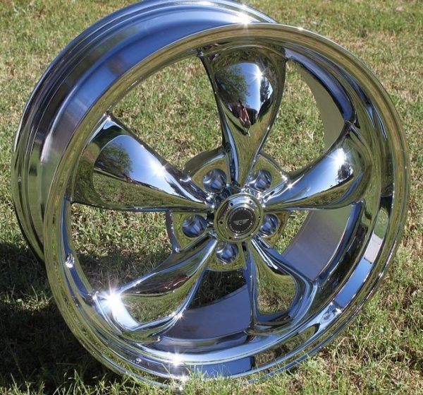 american racing ar605 torq thrust m chrome wheels