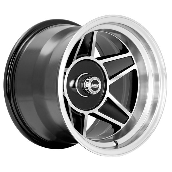 performance challenger black machined wheels globe bathurst muscle drag cars