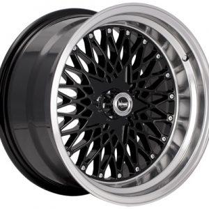 performance formula wheels mesh dish gold black drag muscle car