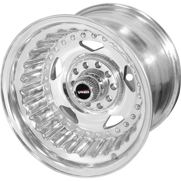 street pro convo pro 005 wheels dish polished muscle drag car