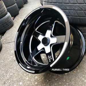 "pt drag pro 5 spoke deep dish front runner 15"" 17"" drag muscle pro street wheels"