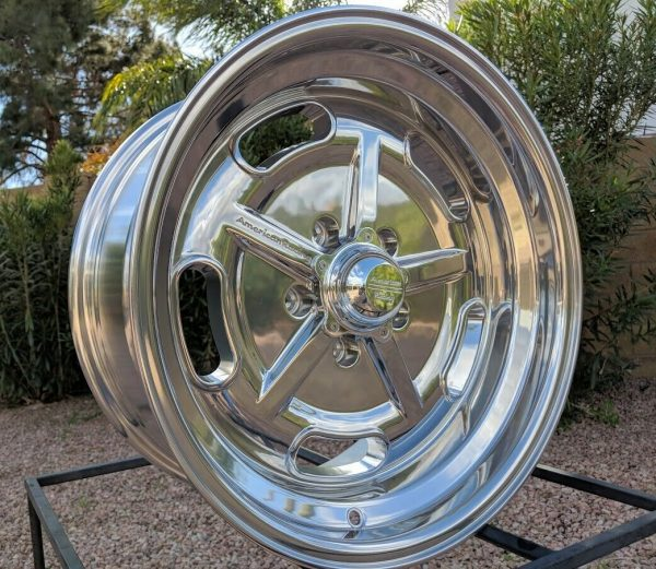 american racing vn511 salt flat wheels muscle drag cars old school