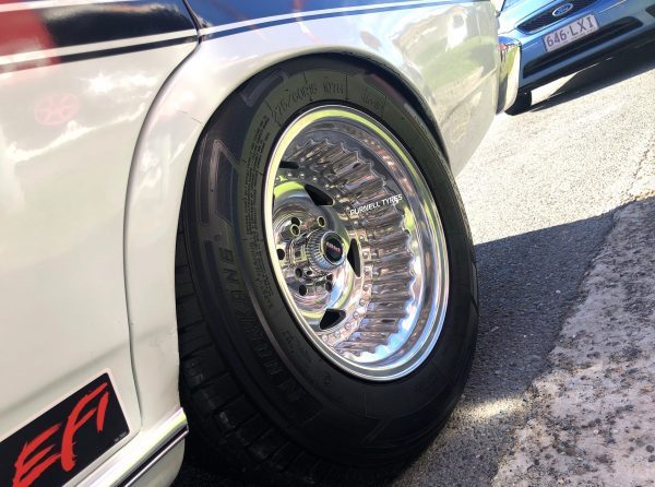 15x10 sp convo pro deep dish muscle old school drag wheels
