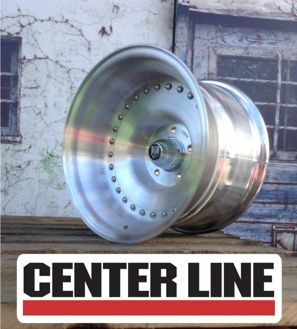 center line auto drag muscle drag old school classic vintage wheels