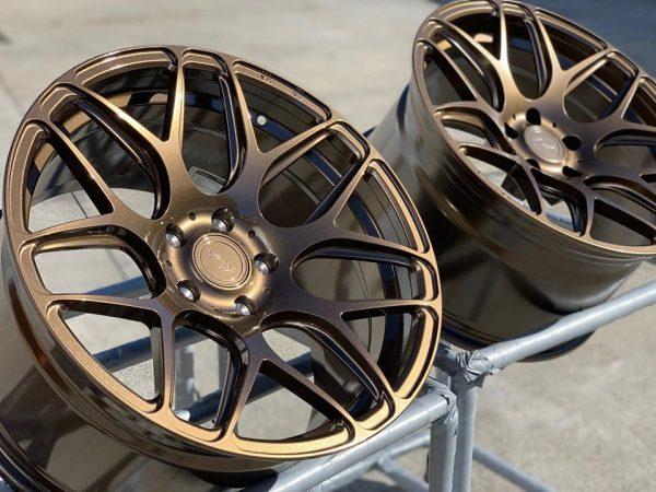 koya sf07 bronze chrome concave jap euro hsv fpv luxury wheels