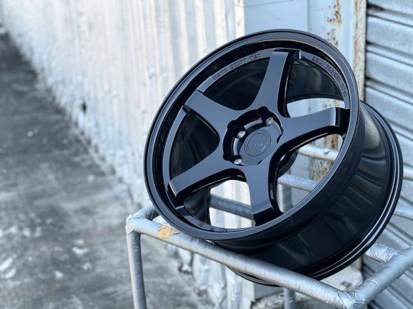 koya sf15 drift tek jdm jap track semi forged wheels