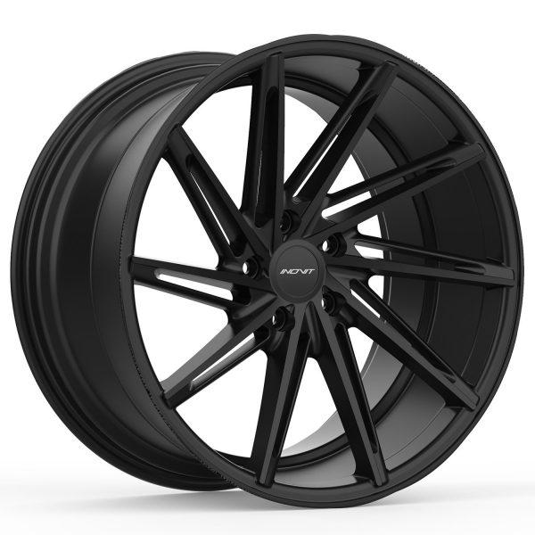 inovit turbine satin black concave wheels