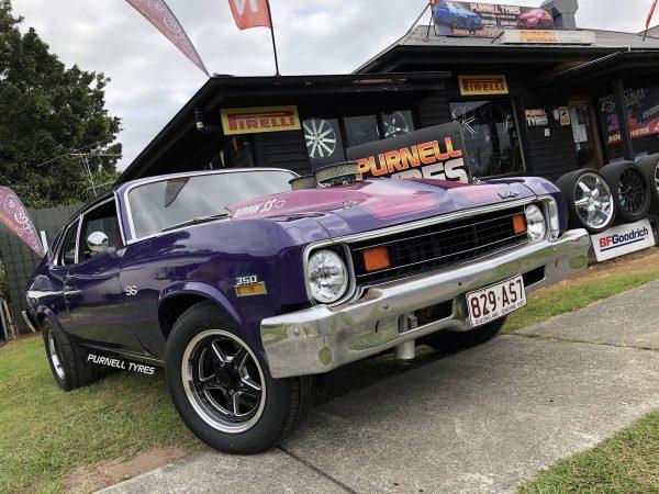 pt banshee wheels old school muscle car