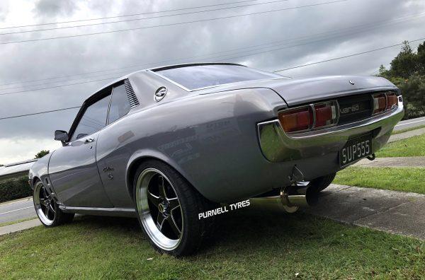 pt drag star deep dish wheels 5 spoke drag muscle car old school