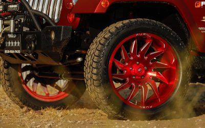 Fuel Off-Road Wheels
