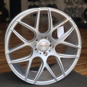 inovit thrust silver concave mesh wheels
